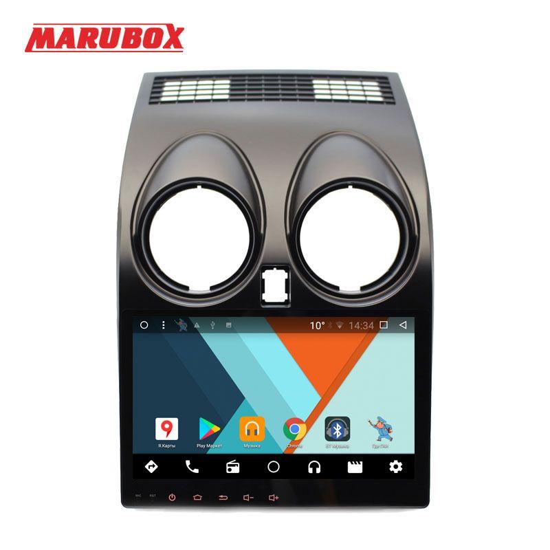 MARUBOX 9A002MT8 Car multimedia player for Nissan Qashqai Dualis 2007 - 2014 GPS Navigation Auto Radio Android 7.1.2