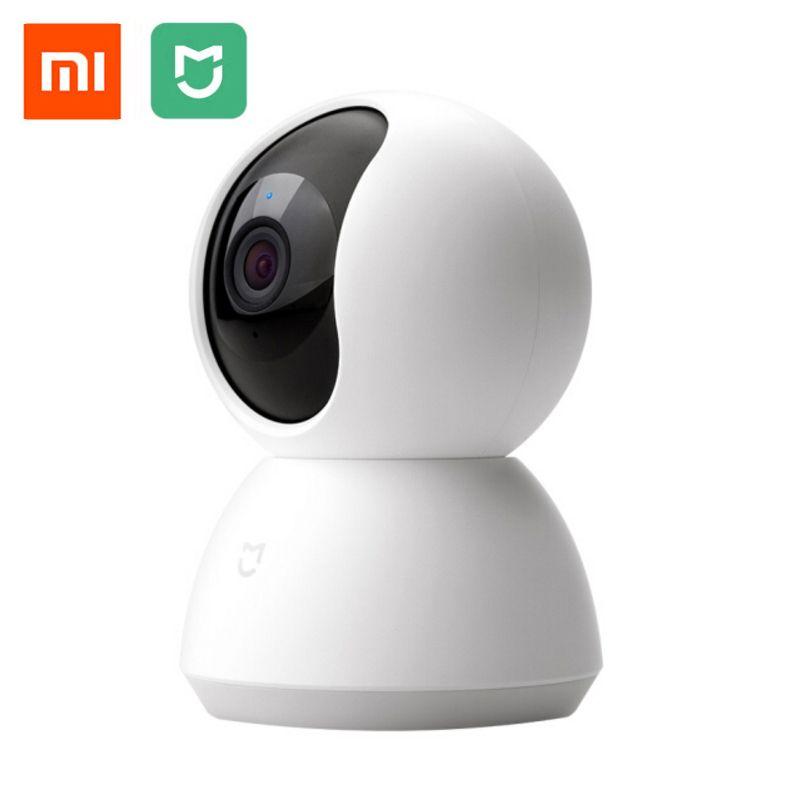 2018 New Xiaomi Mijia 1080P Smart Camera IP Cam Webcam Camcorder 360 Angle WIFI Wireless Night Vision