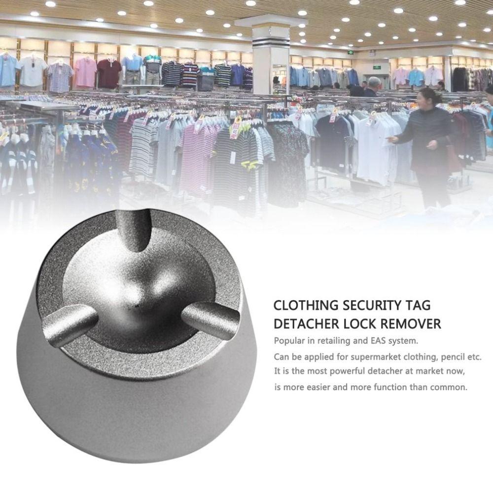 15000GS EAS Detacher Opener Super Magnet Lockpick Anti-theft Remover For Supermarket Golf Tag Detacher Security Protection