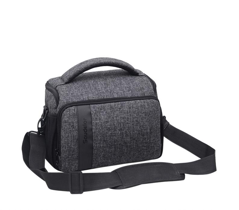 Кубовидной-Образный Мода Камера сумка 1 Камера 2 Оптические стёкла и Интимные аксессуары для Canon Nikon Sony Fujifilm Olympus DSLR cam