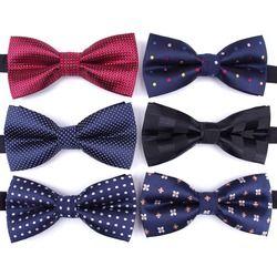 Бабочкой Для мужчин формальные галстук мальчик Мужская Мода Бизнес Свадебные галстук-бабочка мужской рубашки krawatte legame подарок