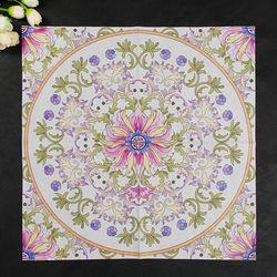 Rosa carne Totem diseño papel servilletas café & party tissue servilletas decoupage decoración papel 33 cm * 33 cm 20 unids/pack/lot