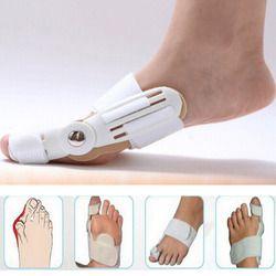 1 pcs Oignon Attelle Gros Orteil Correcteur Hallux Valgus Lisseur Foot Pain Relief Jour Nuit Correction Soins Des Pieds Outil