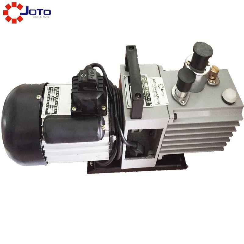 Niedrigen Preis 380 v/220/110 v/50 hz/60 hz High Speed Direct Drive Rotary vane 2XZ-1 vakuum pumpe auf verkauf