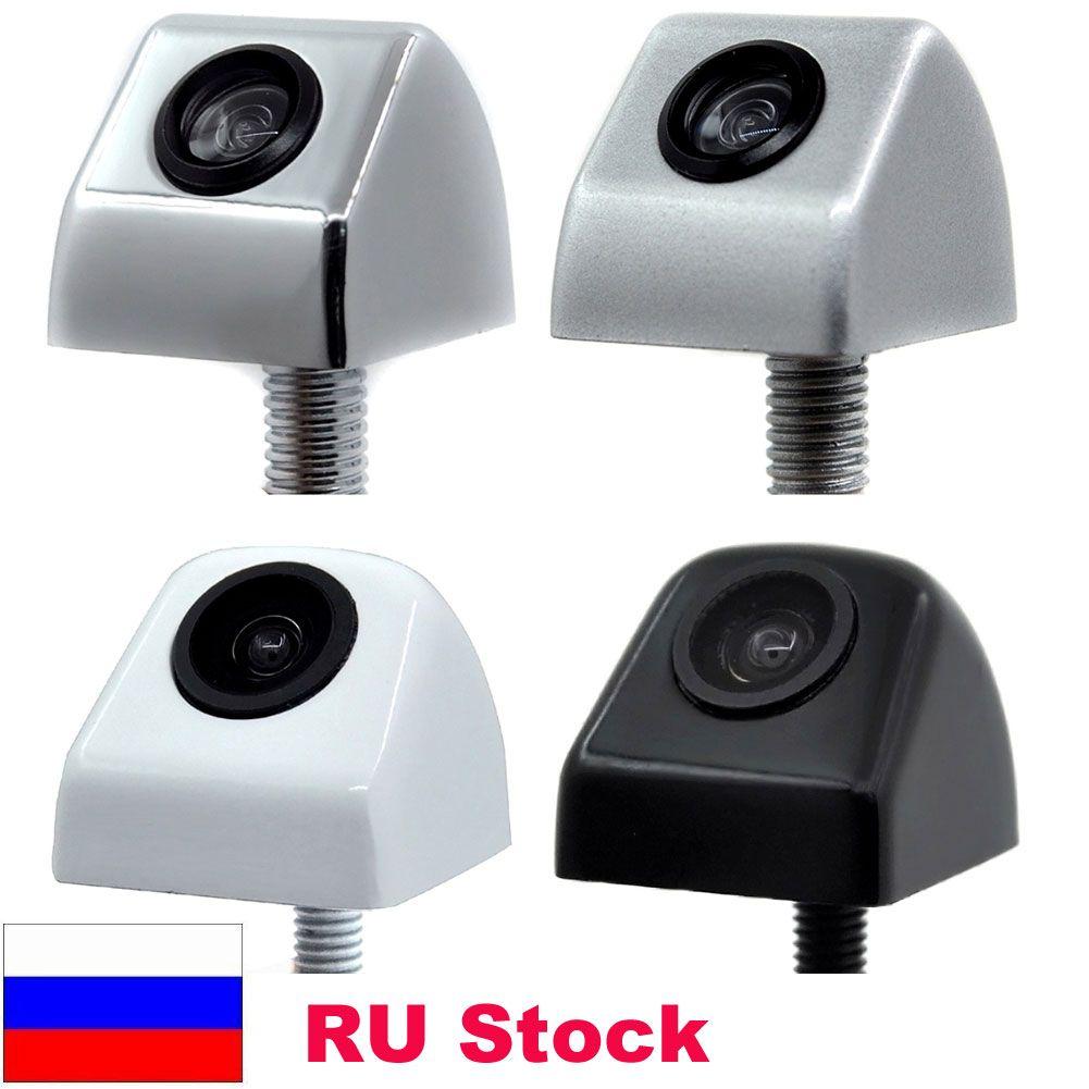 Usine Vente CCD HD Rétroviseur vision nocturne Imperméable À L'eau 170 degrés Grand Angle Luxur vue arrière de voiture caméra de recul caméra de recul