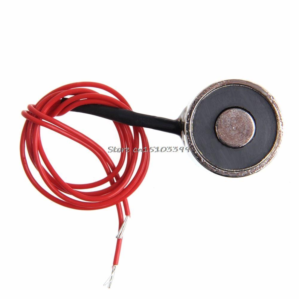 Haftmagnet Elektrische P20/15 Lifting 2,5 KG Elektromagnet magnet DC 12 V G08 Drop ship