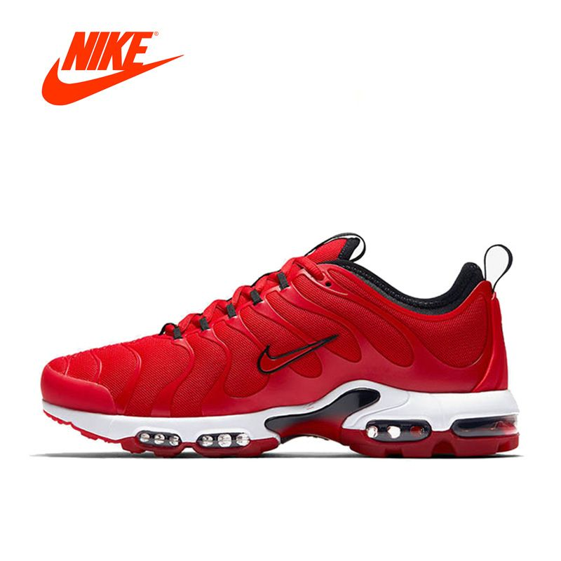 Original New Arrival Official Nike  Plus Tn Ultra 3M Men's Breathable Running Shoes Sports Sneakers