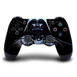 Permainan PS4 Controller PS4 Kulit Star Wars PVC Stiker Penuh cakupan untuk Sony Play Station 4 PS4 Wireless Controller Kulit aksesori