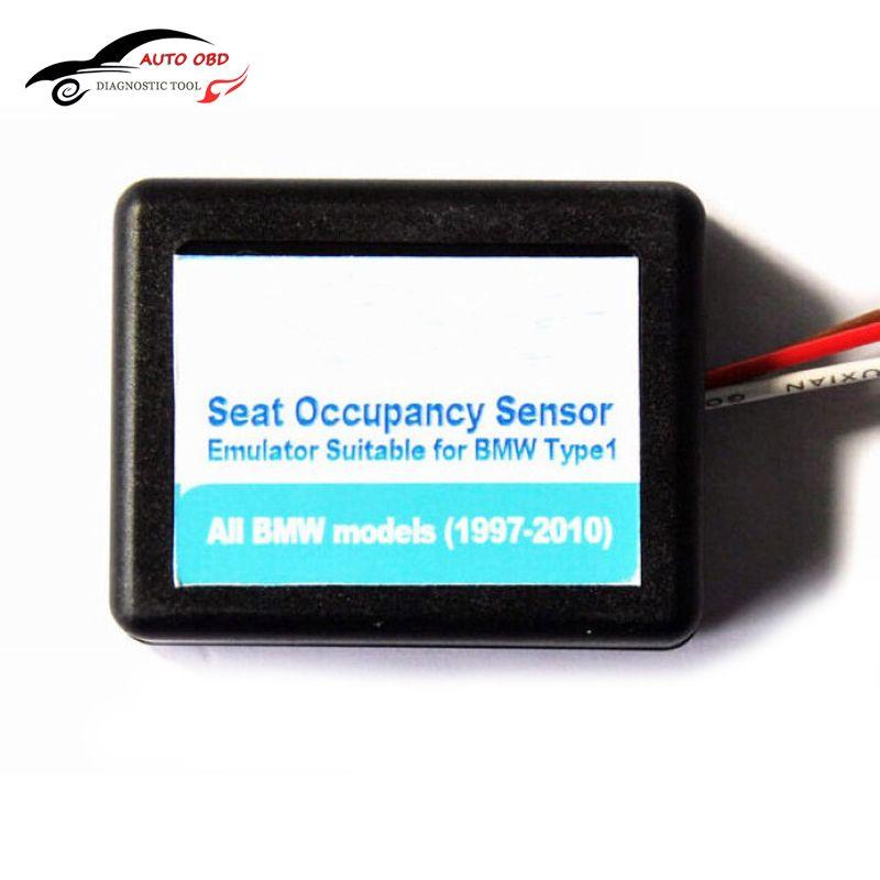 New Dianogstic Tool For All BWM E31 E36 E60 E65 E70 Series Car Tools Seat Occupancy Sensor Emulator Air Bag Scan Tool Simulators