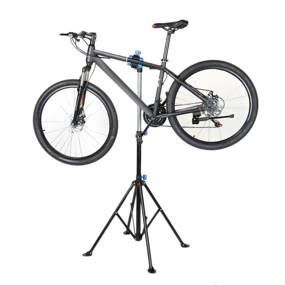 Professional Bike Adjustable Height Repair Stand Telescopic Arm Bicycle Rack from Ru