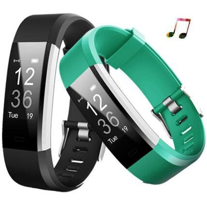 ID115Plus Smart Wristband Heart Rate Smart Bracelet pedometer Watch Fitness Tracker Smart band relogio Pk mi band 2 PK mi band 3
