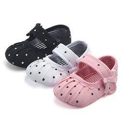 Emmababy Enfant En Bas Âge Infantile Bébé Fille Fleur Chaussures Crèche Chaussures Taille Nouveau-Né 0-18 Mois