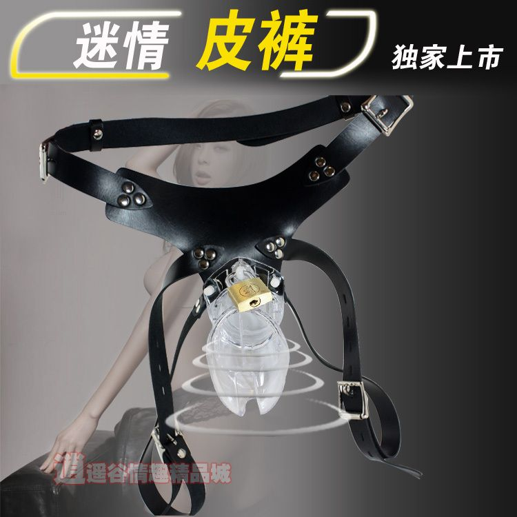 Top sex toys for men CB6000 cockring,Strongest male chastity belt device,Anti-masturbation and derailment penis cock cage sleeve