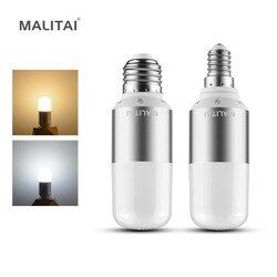 Lampu LED Bulb E27 E14 110 V-240 V TIDAK ADA Flicker Arus Konstan Daya nyata 5 W 7 W 9 W LED Candle light Bulb Chandelier pencahayaan