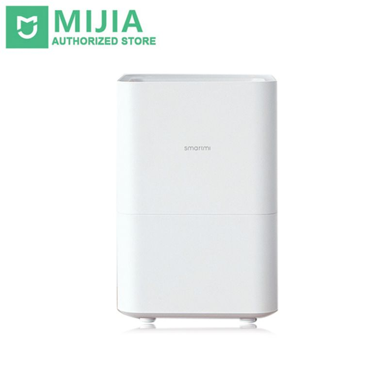 Xiaomi Smartmi Pure Evaporative Air Humidifier With 4L Large Capacity Tank Automatic Water Evaporation Mist Maker Home Office