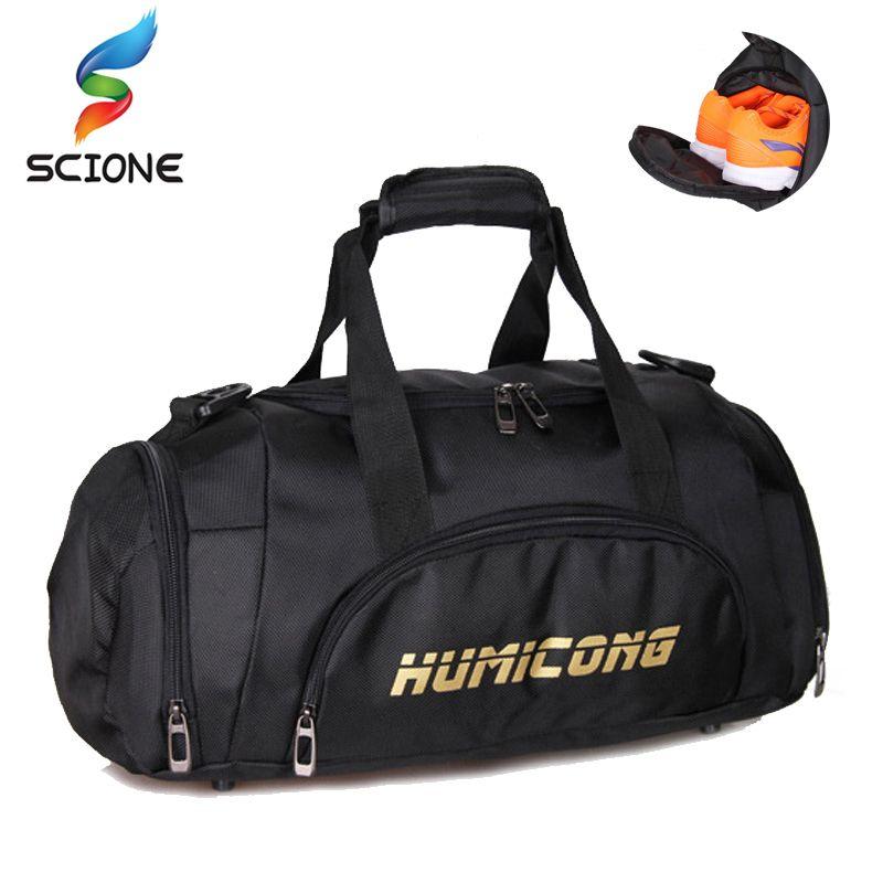 2017 горячий большой Ёмкость спортивная сумка Для мужчин Для женщин независимых Обувь хранения Training сумки Водонепроницаемый Открытый Сумка