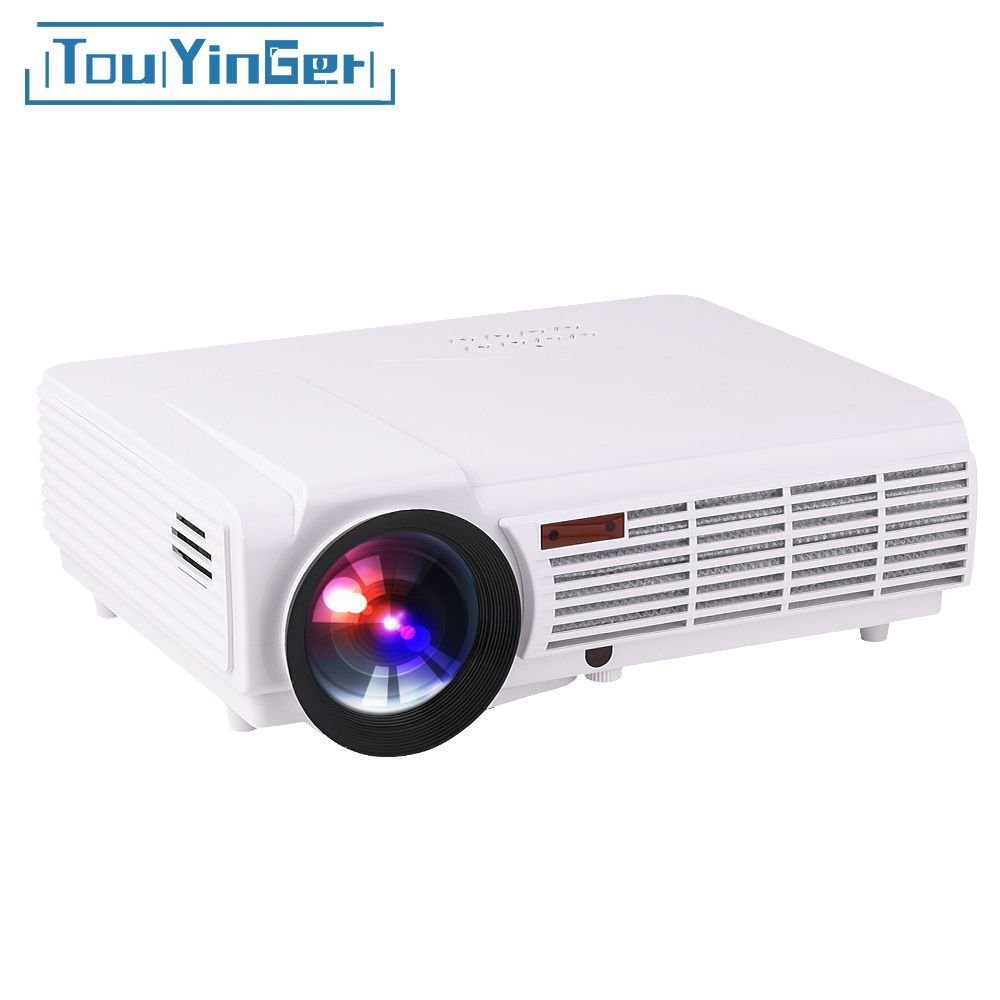 LED96+ BT96 projector Android wifi <font><b>1280</b></font>*800 Full HD 1080p Video 3D LED Home Projector lcd Beamer VGA Pls Read the bug in details