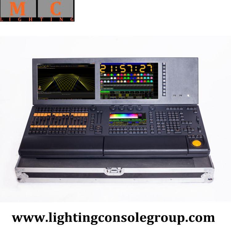 Beste Neue DMX controller MA2 dj konsole mit flycase