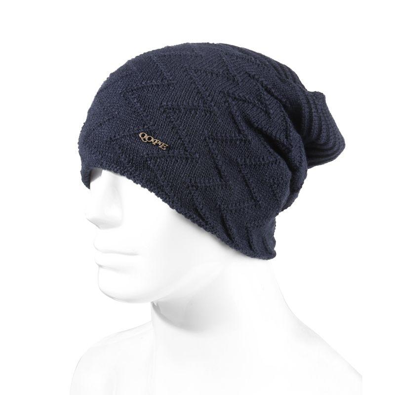 Для мужчин зимняя шапка шапочка Gorro gorros де Лана Gorras теплый капот Chapeu Кепки Pelli шапочки капот masculino Casquette toca шапки