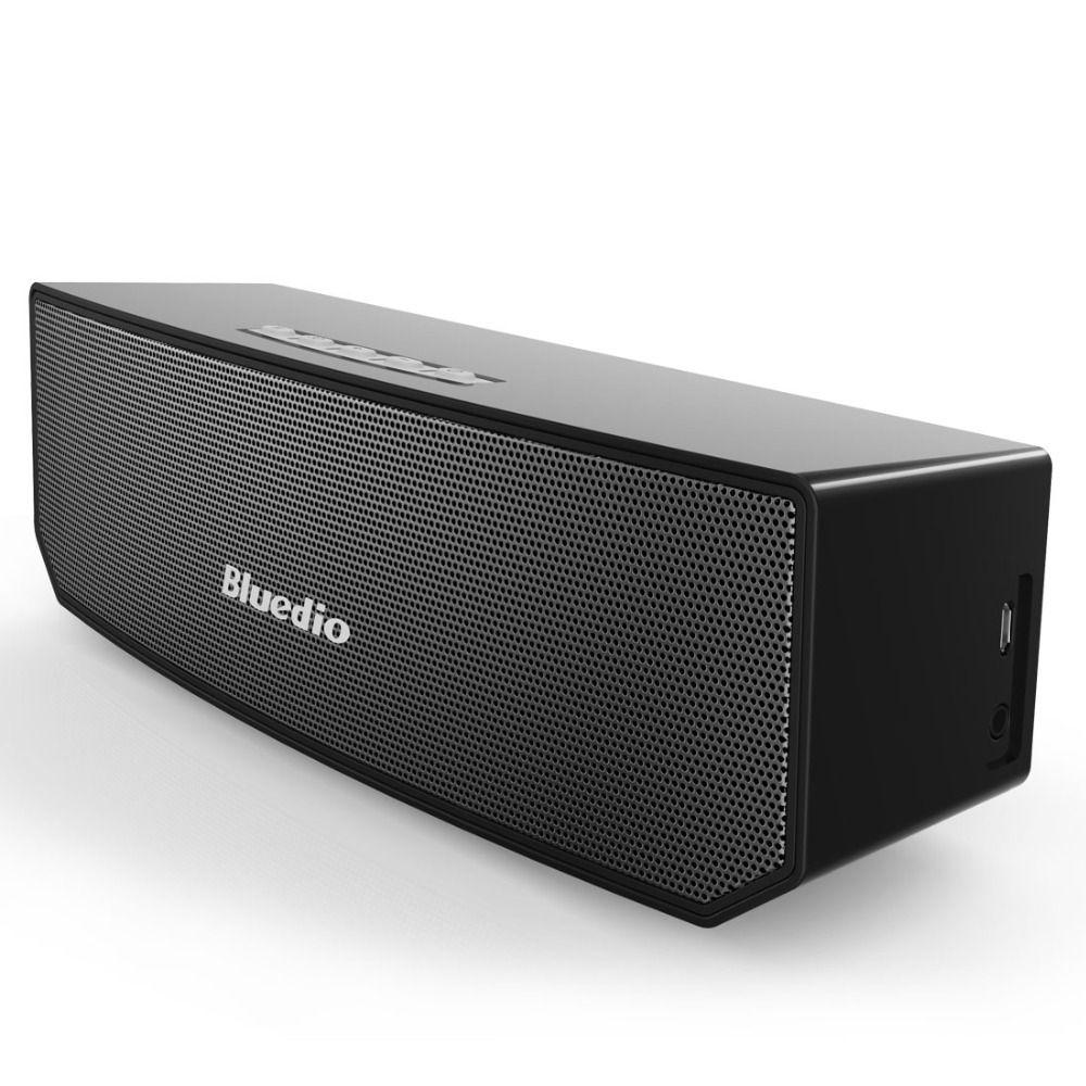 100%Original Bluedio BS-3 (Camel) Mini Bluetooth Speaker Portable Wireless Speakers <font><b>Sound</b></font> System 3D Stereo Music Surround