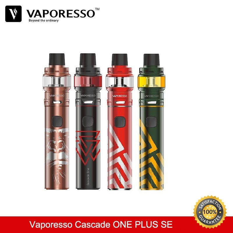 Elektronische Zigarette Kit Vaporesso Cascade One Plus SE Kit 3000 mah Vape Stift Vaper Verdampfer Zigarette Electronique Auf Lager