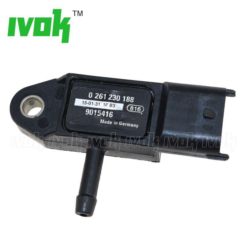Original Absolute pressure sensor Map Sensor For Daewoo Buick GMC Chevy Cadillac 0261230188 9015416