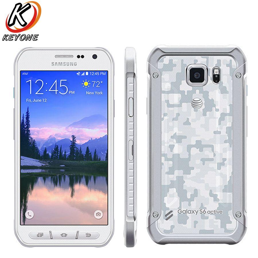 Original New Samsung Galaxy S6 Active G890A Mobile Phone 5.1