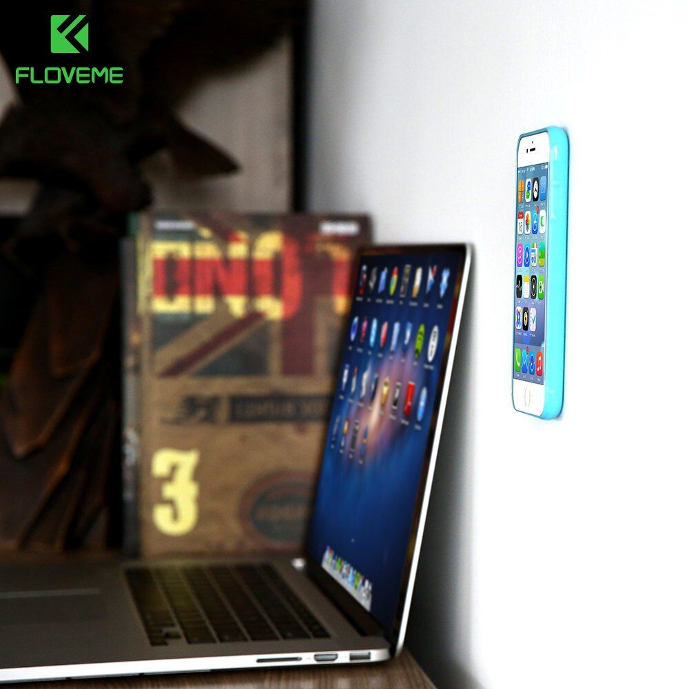 FLOVEME 2017 Neueste Anti Schwerkraft Fall Für iPhone 7 6 6 s Plus Telefon-kasten-abdeckung Für iPhone 5 s 5 6 7 X iPhone7 Plus Anti-Gravity