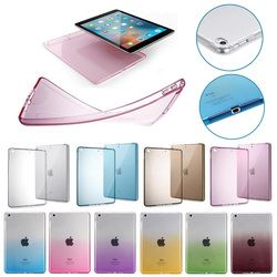 Für iPad Pro 11 2018 Pro 10,5 Fall Ultra Dünne Transparent Soft Clear Silicon TPU Abdeckung Tablet Fall Für iPad pro 10,5 A1701 A1709