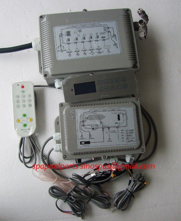Whirlpool controller GD-7005/GD7005/GD 7005 vollen satz umfassen display tastatur panel und schaltkasten