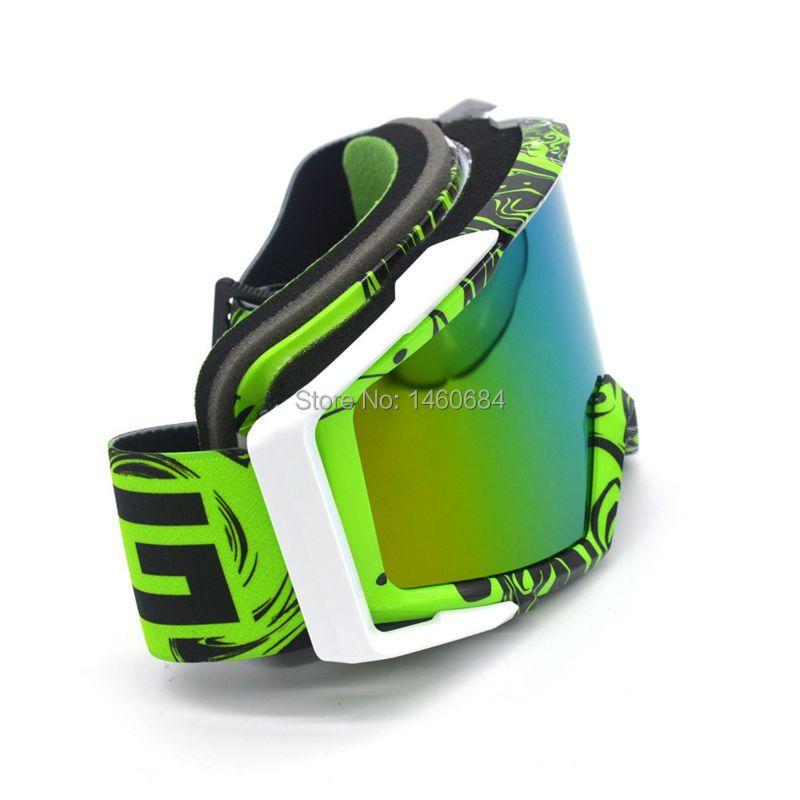Evomosa moto lunettes de soleil lunettes de protection engrenages de protection souple moto lunettes Motocross MX teinté UV lunettes pour ktm