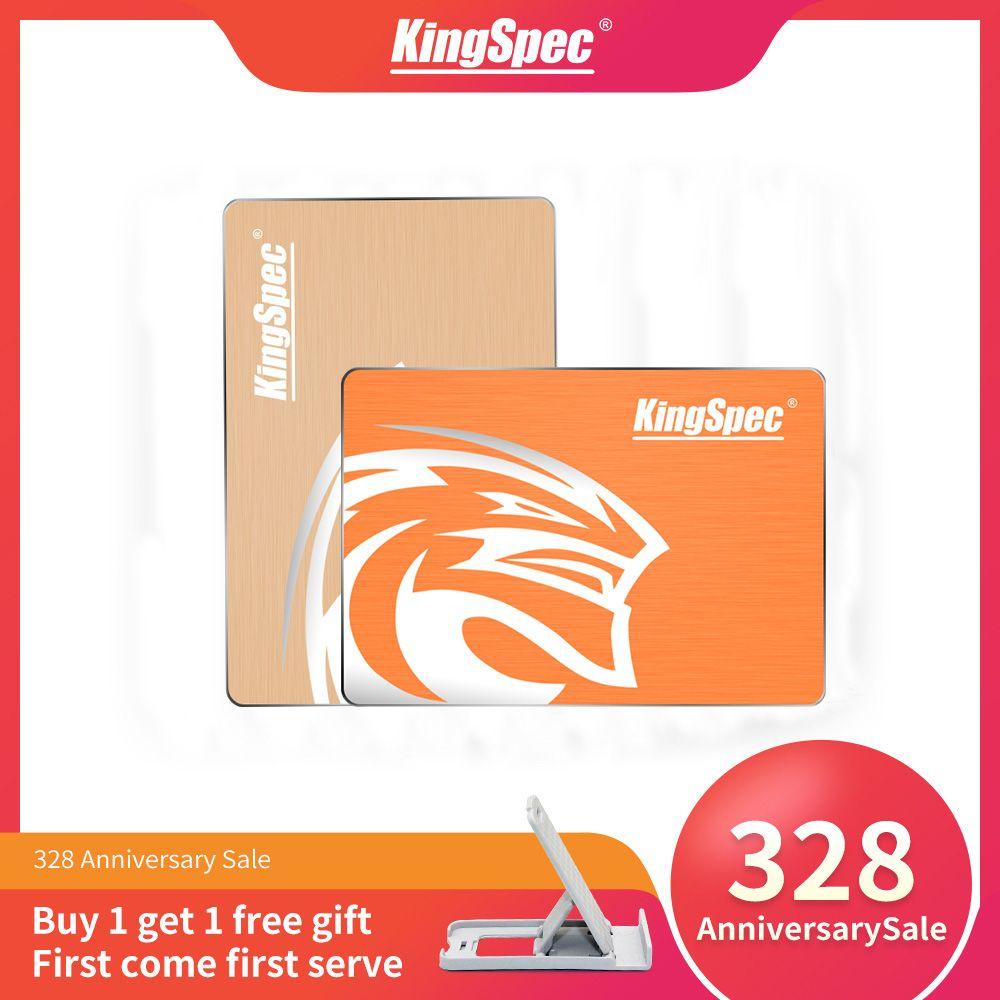 KingSpec SSD HDD 2.5 SATA3 SSD 120 GO SATA III 240 GO SSD 480 GB SSD 960 GB 7mm interne Solid State Drive pour pc de bureau portable
