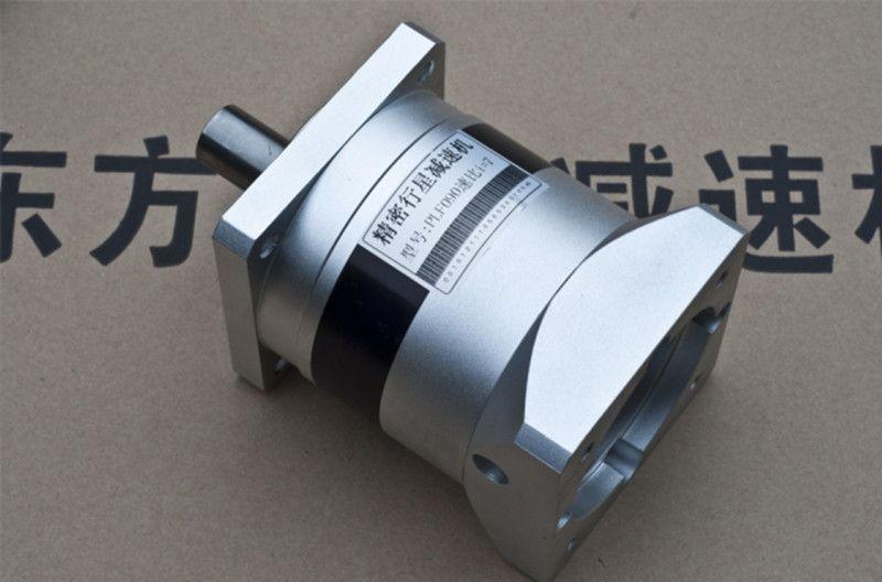 Planetengetriebe Getriebe 28:1 untersetzung für NEMA34 12,7 MM welle schrittmotor 7 arcmin PLF090-L2-28-S2-P2