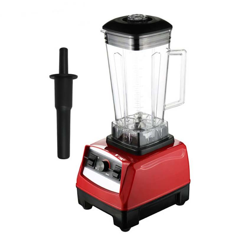 0102 BPA free Powerful Commercial Blender Professional Infinitely Variable Speed 1500W Heavy Duty 2L Capacity