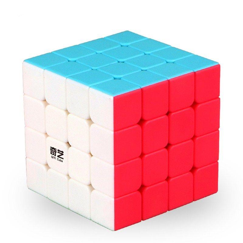 2017 Nouveau QiYi Yuans S 4x4 puzzle Cube magique Vitesse Cube