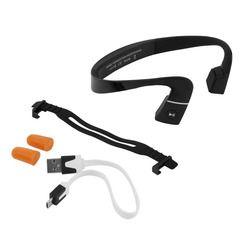 Apleok LF-18 Bone Conduction Earphone Wireless Bluetooth Headphone Open Ear Releasing Stereo Music Sports Headsets with Mic