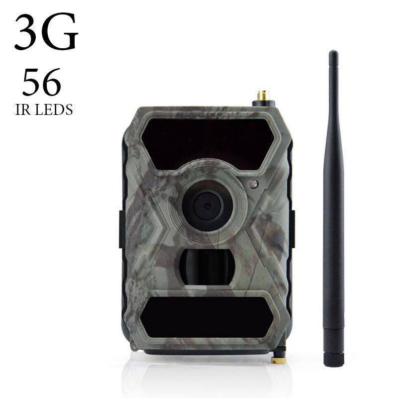 3G Wireless-Trail Wilden Infrarot Jagd Kamera Cam Wald Nachtsicht Home Security Bewegung Kameras Falle Camcorder