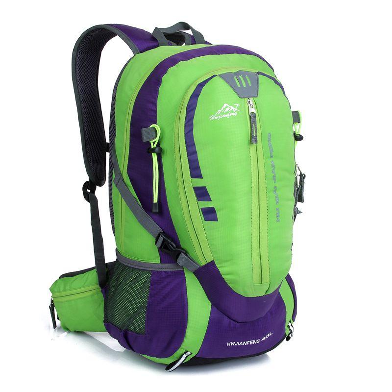 huwaijianfeng Large Capacity Fashion Men Backpack Waterproof Travel Backpack Multifunctional Bags Male Laptop Backpacks mochila