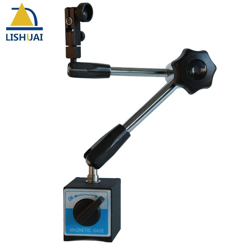 High Quality 80Kgf Magnetic Indicator Holder/Magnetic Stand/ with Mechanical Universal Arm