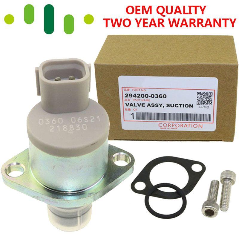 1460A037 294009-0260 294009-0360 pompe à essence Diesel contrôle d'aspiration SCV soupape pour MITSUBISHI FORD MAZDA 3 5 6 2.0 CX