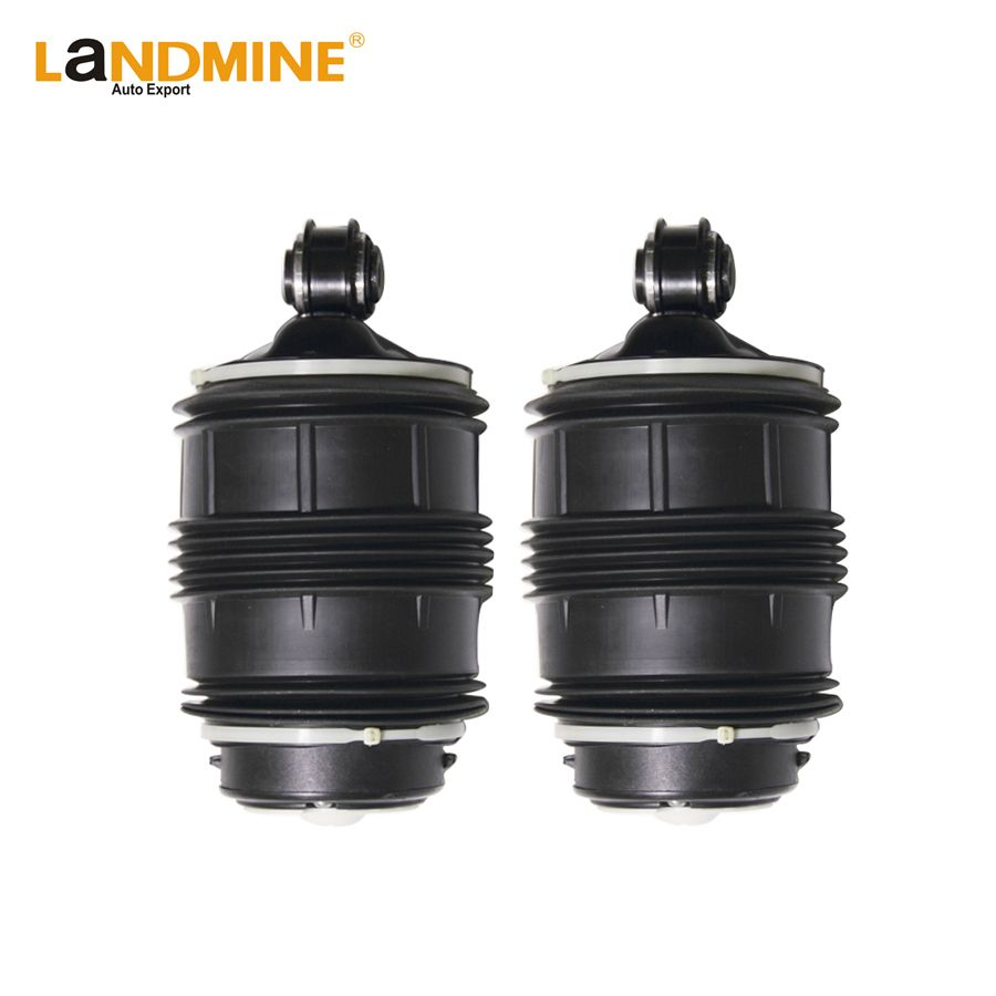 2PCS New Mercedes W219 W211 E350 E500 CLS Rear Air Bag Suspension Air Spring Air Ride 2113200925