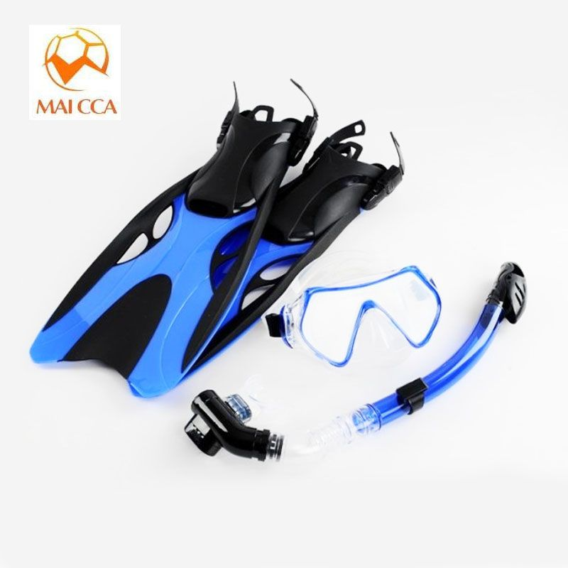 Professional scuba Diving mask Swim Fins with snorkel set adult swimming masks shoes long Snorkeling monofin Diving Flippers