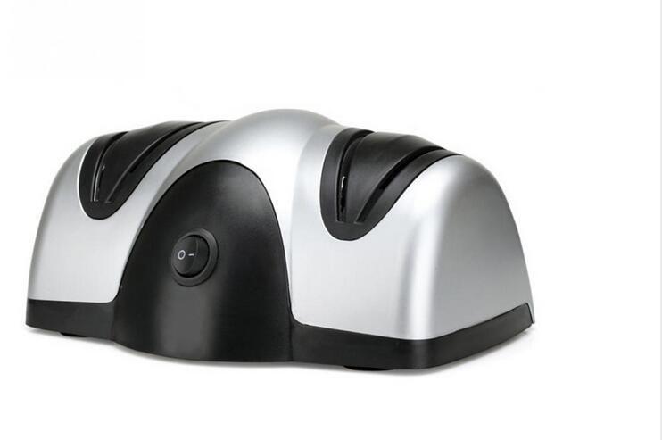 Couteaux affileuse cuisine électrique professionnel aiguiseur de couteaux Whetstone affilage couteaux pierre à aiguiser