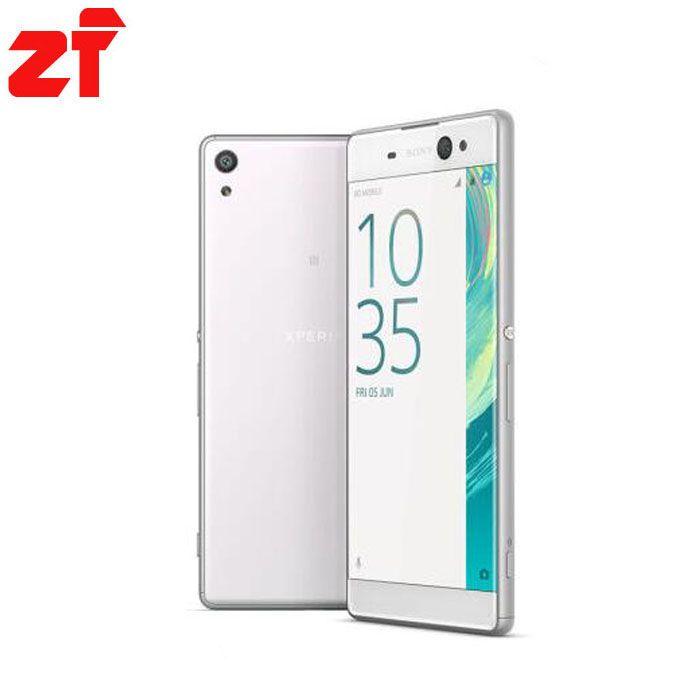 Оригинальный телефон Новый Sony Xperia XA Ultra C6 f3216 2700 мАч 16.0mp WIFI GPS 4 г