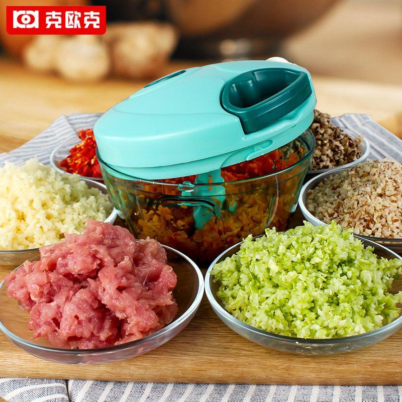 Multifonction hachoir à légumes Cutter processeur ail Cutter broyeur de légumes trancheuse manuelle accessoires de cuisine Gadgets