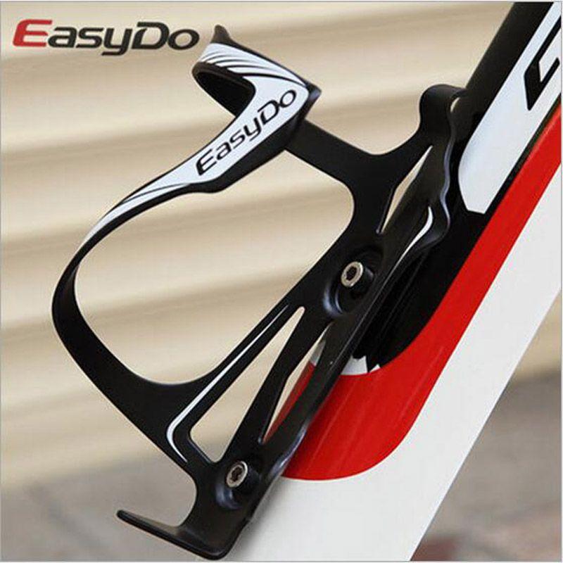 EasyDo aluminium ultraléger chargement latéral conception lisse dans le moule fort vélo vélo cyclisme porte-bouteille d'eau 47g