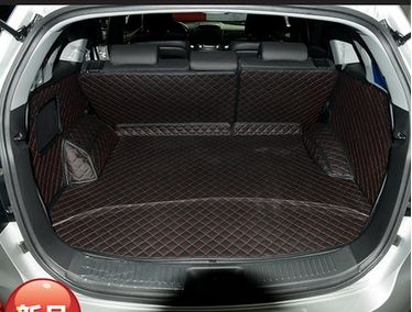 Good carpets! Special trunk mats for KIA Sorento 5seats 2014 waterproof boot carpets cargo liner for Sorento 2013,free shipping