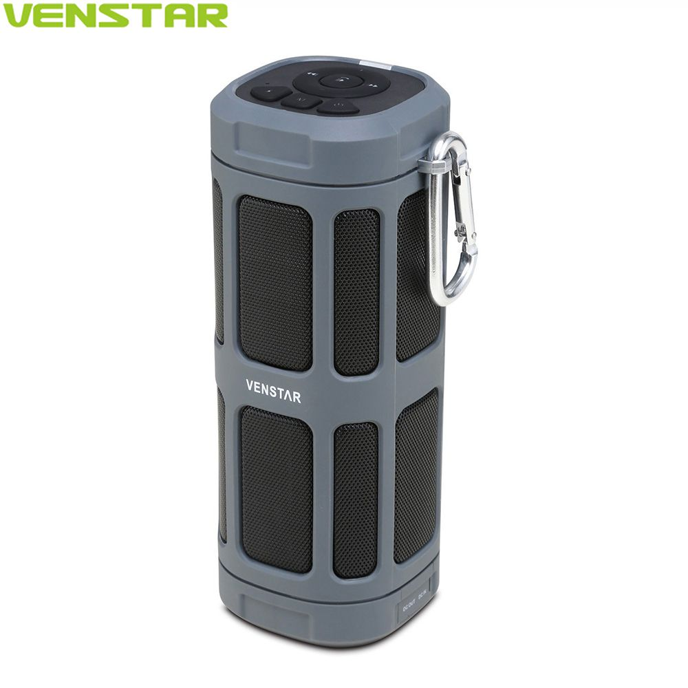 VENSTAR S400 Tragbare Wireless Bluetooth Lautsprecher FM Radio Spalte 16 watt Leistungsstarke Subwoofer Mit Bike Mount und Fernbedienung
