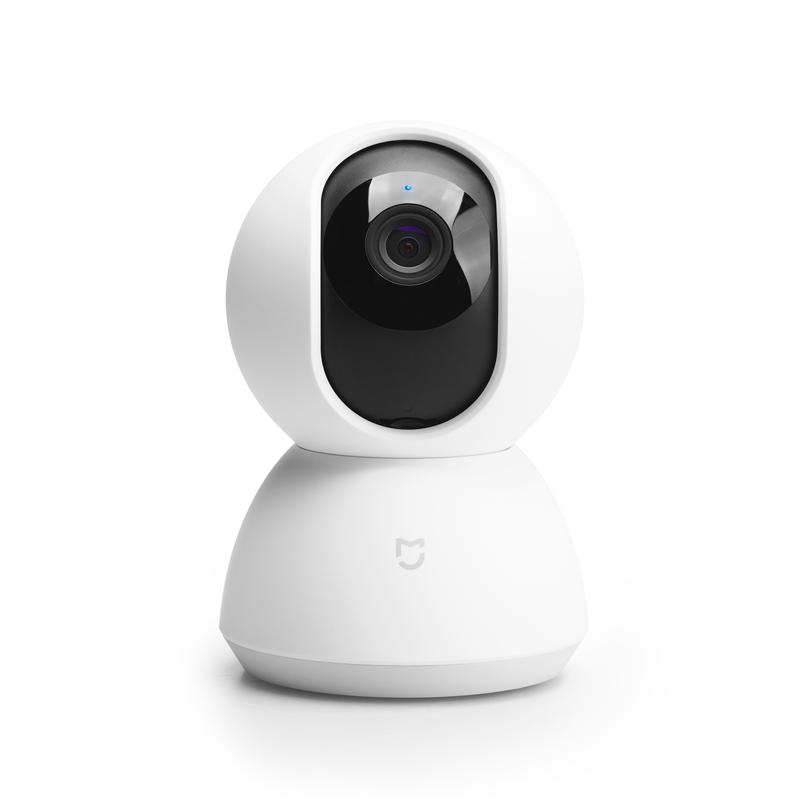 Original Xiaomi Mijia Smart Camera Night Vision Webcam IP Camera Camcorder 360 Angle Panoramic WIFI Wireless 720P Magic Zoom