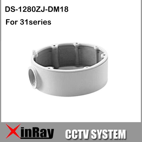Original Bracket Junction Box DS-1280ZJ-DM18 Indoor Celling Mount for DS-2CD21series and DS-2CD31series